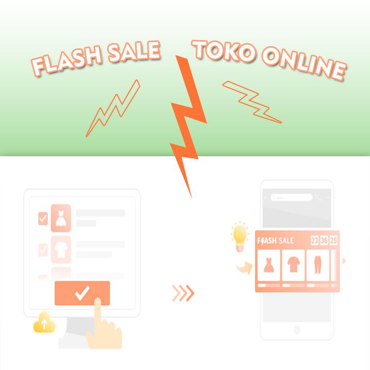 Tips Membuat Flash Sale Toko Saya DI Shopee, Flash SaleTokopedia dan Flash Sale Buka Lapak